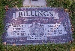 Darlene <i>Black</i> Billings