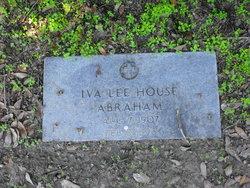 Iva Lee <i>House</i> Abraham