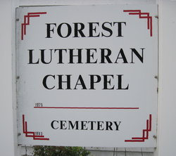 Forest Lutheran Cemetery