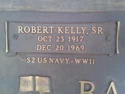 Robert Kelly Barricks