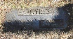 Anne Elizabeth <i>Hurst</i> Broyles