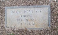 Nellie Marie <i>Key</i> Crook