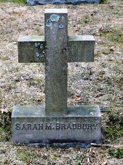 Sarah M Bradbury