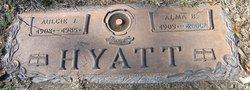 Alma Blanche <i>Appling</i> Hyatt