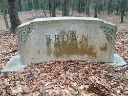 Mamie E <i>Hamilton</i> Brown