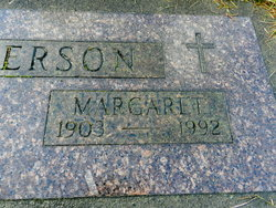 Margaret Milvina Maggie <i>McClung</i> Anderson