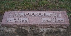 Ida E. <i>Wheeler</i> Babcock