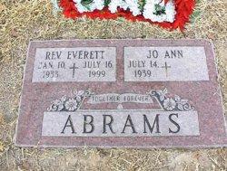 Rev Everett Russell Abrams