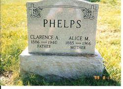 Clarence A Phelps