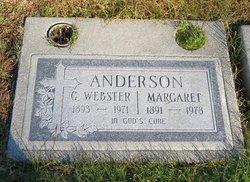Margaret Joseph <i>Driscoll</i> Anderson