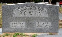 Silas E Bowen