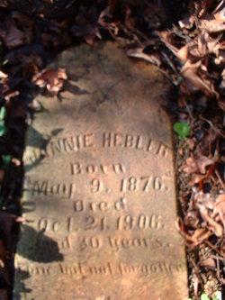 Jannie Hebler