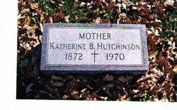 Katherine Beatrice <i>Hart</i> Hutchinson