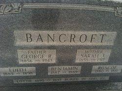 Roscoe Bancroft