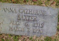 Anna Catherine <i>Love</i> Baxter