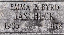 Emma B. <i>Edwards</i> Jascheck