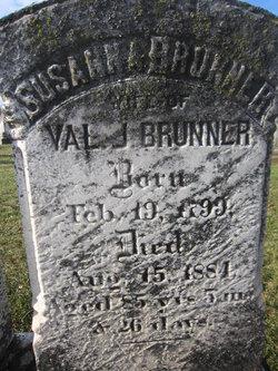 Susannah <i>Bohrer</i> Brunner