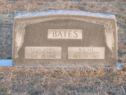Robert E. Lee Bates