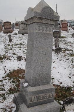 Mary Ann <i>Hull</i> Blankenbeker