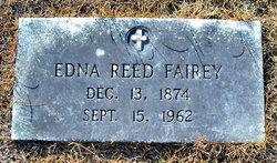 Edna <i>Reed</i> Fairey