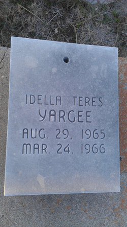 Idell Teres <i>Teres</i> Yargee