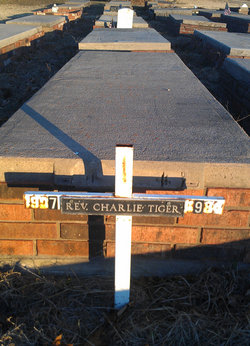 Rev Charlie Tiger