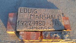 Louis Marshall, Jr