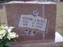 Annie Laura <i>Yancey</i> Lakey