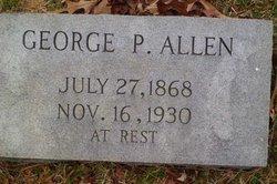 George Preston Allen