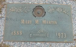 Mary <i>McKerracher</i> Martin