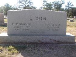 Ellis Browning Brother Dixon