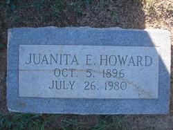 Juanita Edith Janie <i>Dixon</i> Howard