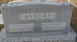 Alois Wilson Anders, Sr