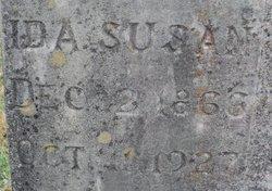 Ida Susan <i>Jackson</i> Adkisson