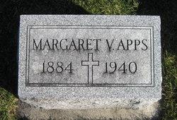 Margaret V. <i>Murray</i> Apps