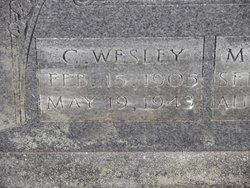 C Wesley Deviney