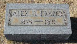 Alexander Russell Alex Frazer