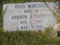 Mary Lorena Wren <i>Marshall</i> Cauthen