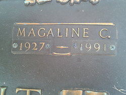 Magaline <i>Crowder</i> Wright