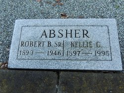 Nellie Gray <i>Bell</i> Absher
