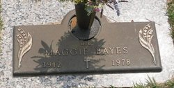Maggie Bayes