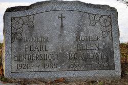 Pearl Mae <i>Beaudwin</i> Hendershott