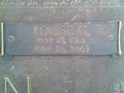 Louise N <i>Gorenflo</i> Carson
