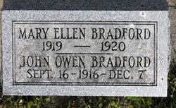 John Owen Bradford
