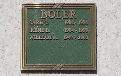 William Anthony Boler