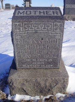 Mrs Anna M. D. Butler