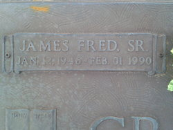 James Fred Gregory