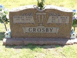 Billy Mack Crosby