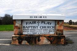 Fair Play Baptist Church Cemetery