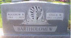 Mrs Stella Mae <i>Hensley</i> Bartholomew